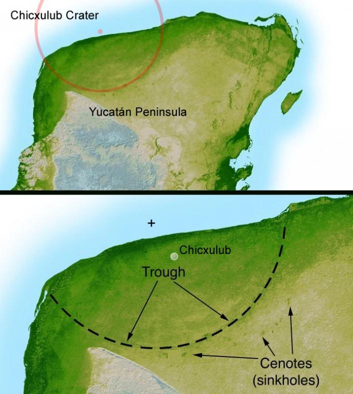 Разгадана главная тайна астероида, погубившего динозавров