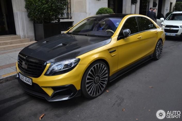 Сын казахстанского олигарха показал свои авто в Париже