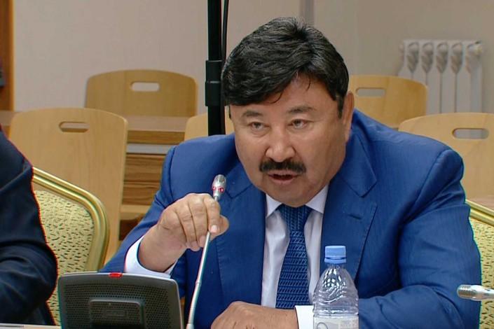 Джохара Утебекова хотят наказать за разглашение тайны по делу о краже у экс-министра
