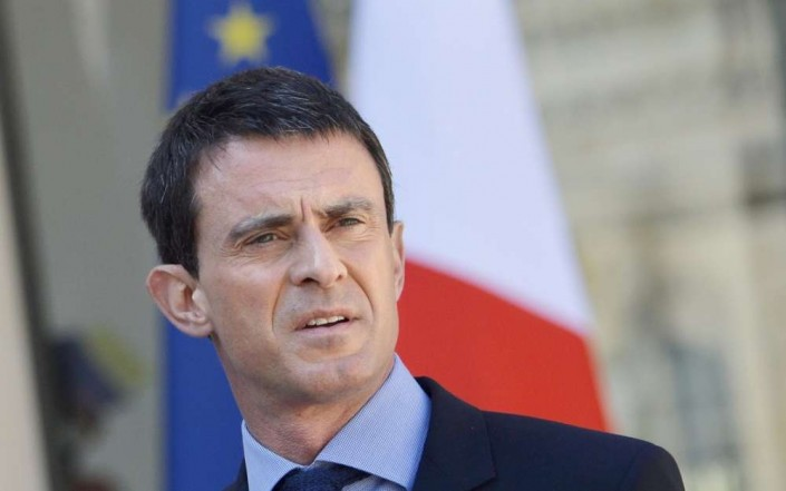 Кандидат впрезиденты Франции Мануэль Вальс обратится всуд после нападения