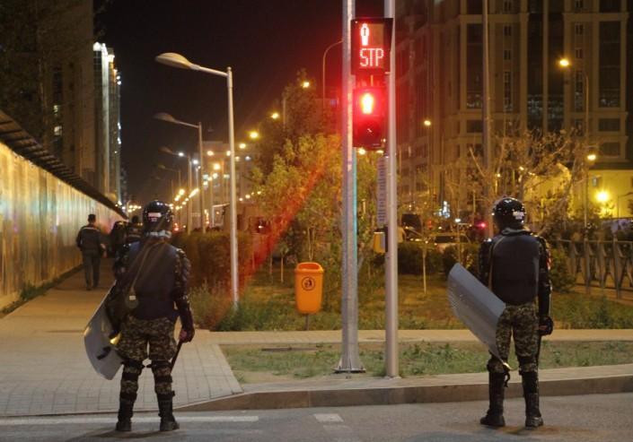 """Министр об инциденте в Астане: """"Не поддавайтесь на провокации"""""""