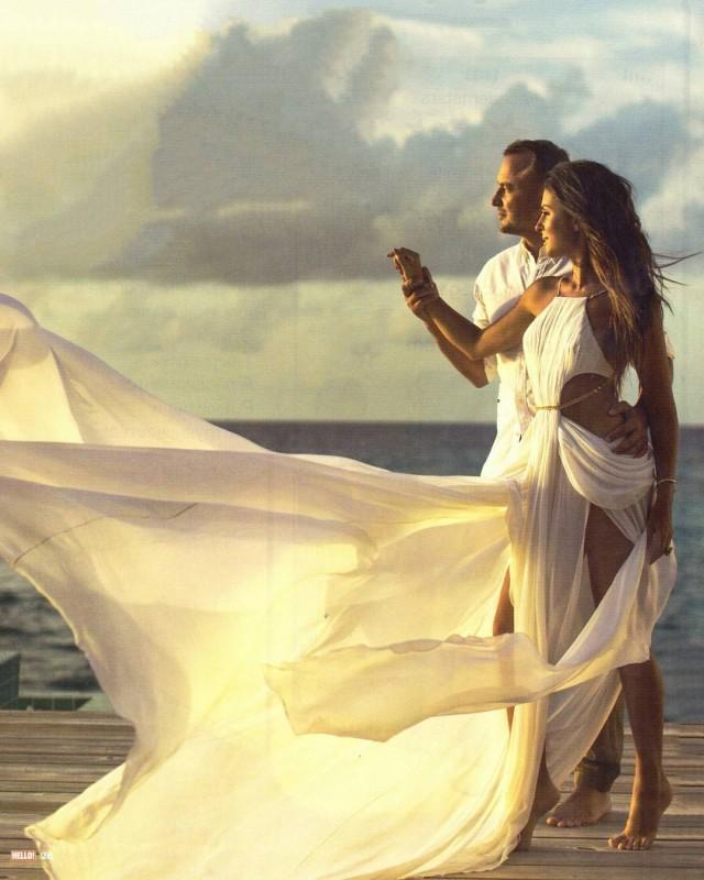 Фотографии со свадьбы нюши на мальдивах