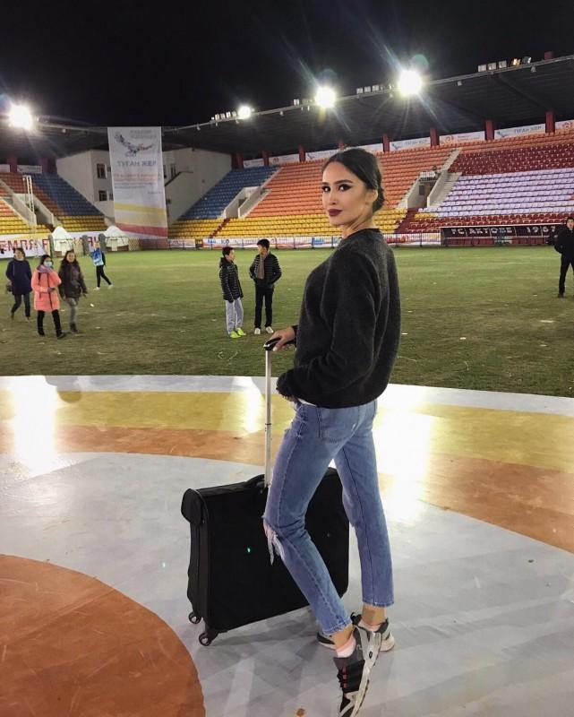 Выбрана «Мисс Астана-2017»