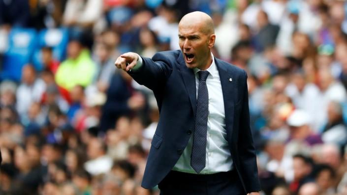 """Президент """"Реала"""" рассказал, почему ушли Роналду и Зидан"""