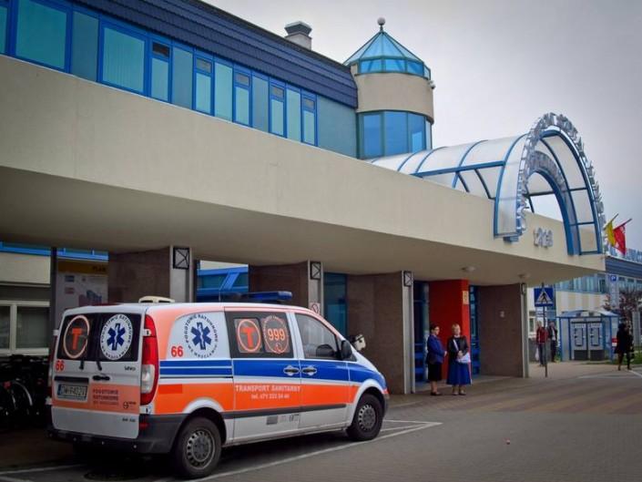 Клиника в городеВроцлав