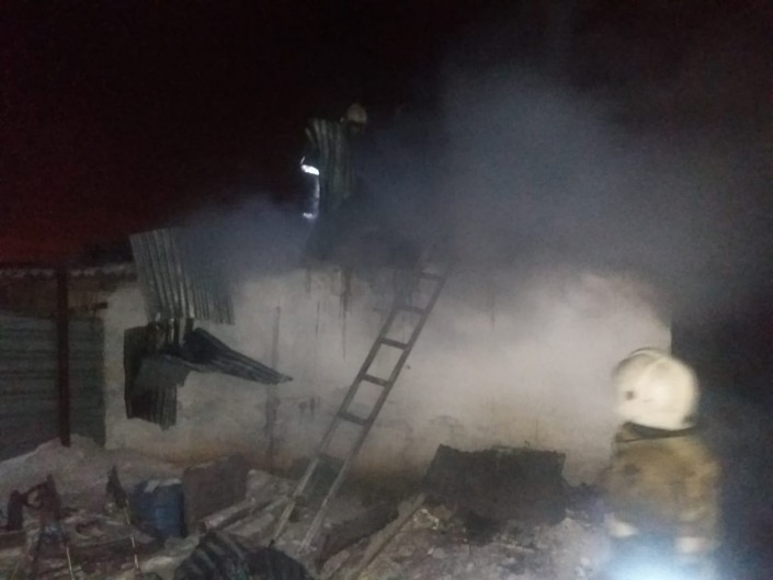 Пятеро детей погибли при пожаре в частном доме в Астане