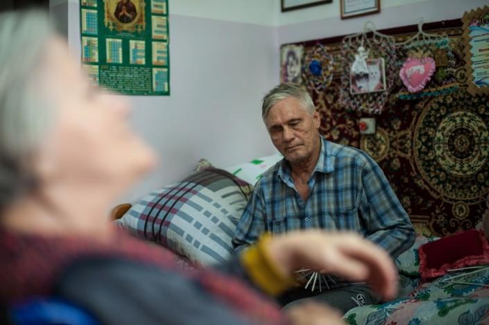 Дом престарелых рассказывает пансионат для пожилых цена