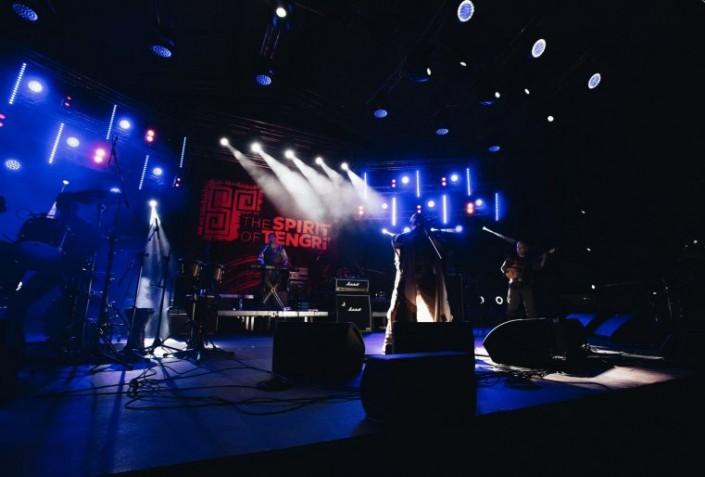 Уникальное шоу подготовили 14 музыкальных коллективов гостям The Spirit of Astana