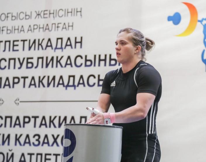 На что теперь способна сборная Казахстана по тяжелой атлетике