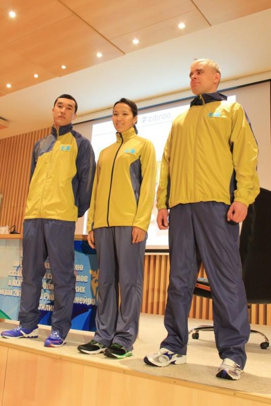 Замена олимпийской формы казахстанцев связана с вирусом Зика