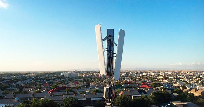 В Шымкенте заработала беспроводная сеть для снятия показаний приборов ЖКХ