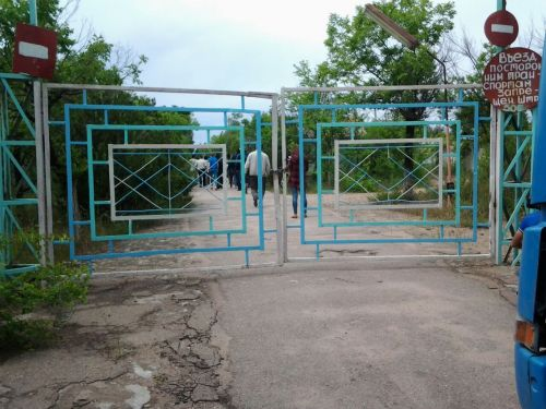На Иссык-Куле законсервируют казахстанский пансионат