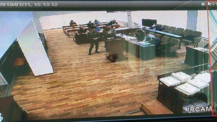 Подозреваемому вубийстве Дениса Тена вызвали скорую помощь всуд