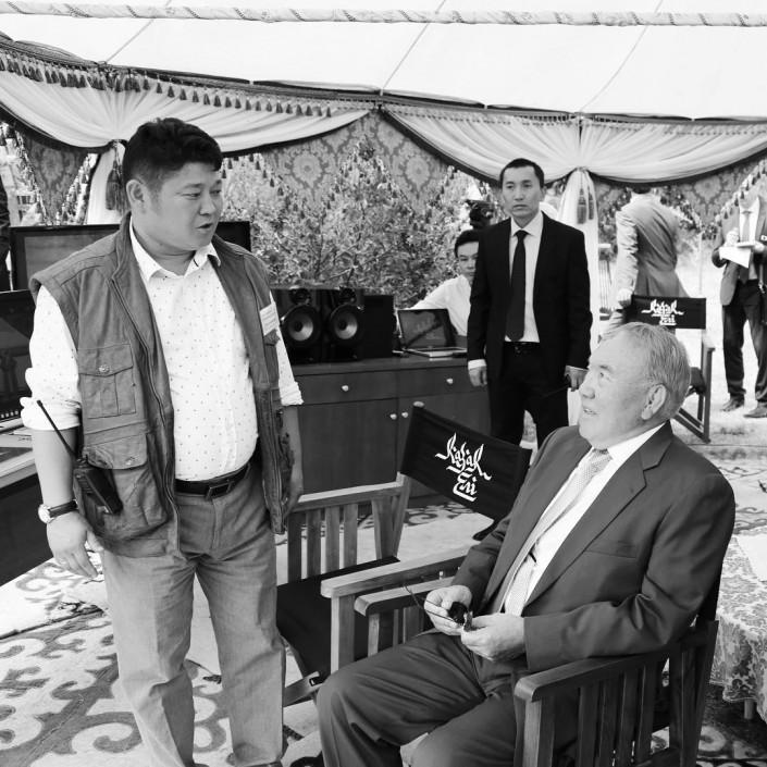 Мы ведем еще переговоры с Алией Назарбаевой
