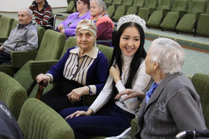 дом престарелых мариинск