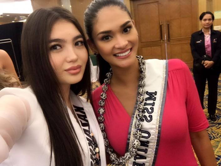 Дефиле вкупальниках: участницы конкурса «Мисс Вселенная-2016» похвастались фигурами