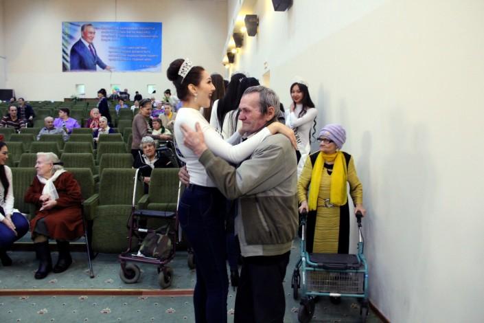 Дискотека в доме престарелых интернаты для престарелых инвалидов в нижегородской области