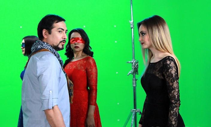"""Актер из """"Бригады"""" снялся в видеоклипе казахстанской группы"""