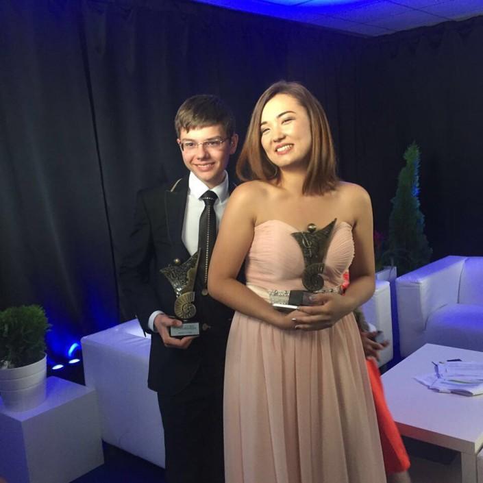 Казахстанка заняла I место в музыкальном конкурсе для участников с нарушением слуха