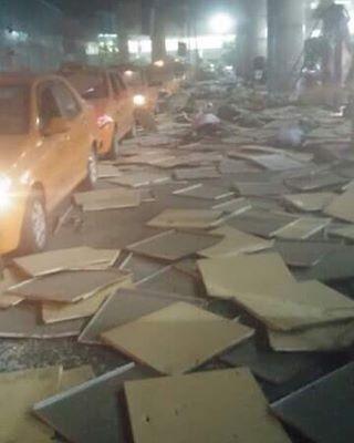 Три взрыва прогремели в аэропорту Стамбула, много пострадавших