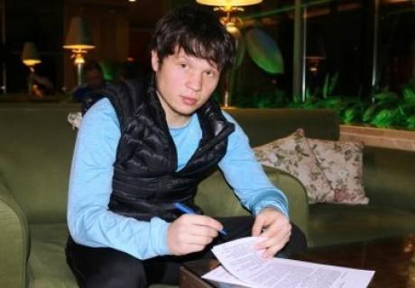 Экс-форвард «Спартака» Козлов стал игроком «Окжетпеса»