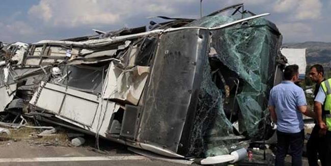 ДТП с туристами из Казахстана в Турции: Число погибших выросло до 6 человек