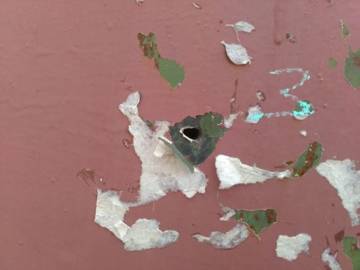 Появились новые фото с места спецоперации в Актобе