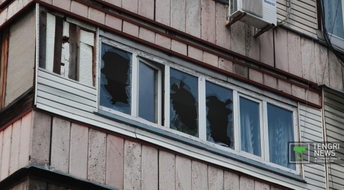 Жильцы дома, где проживал алматинский стрелок, неоднократно жаловались на квартирантов