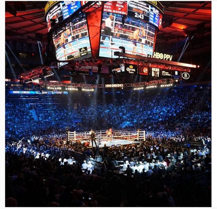 Промоутер Геннадия Головкина Том Леффлер сообщил о том, что поединок казахстанского боксера с канадцем Давидом Лемье собрал более двух миллионов долларов