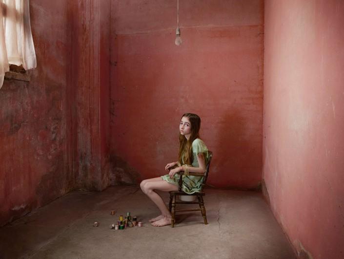 """""""Дикие дети"""" - это проект лондонского фотографа Юлии Фуллертон-Баттен"""