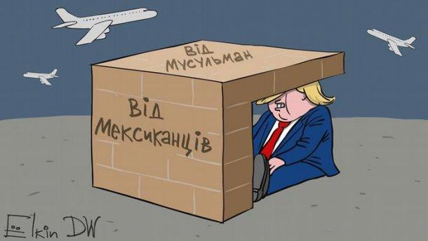 Съезд  США представил проект новых антироссийских санкций