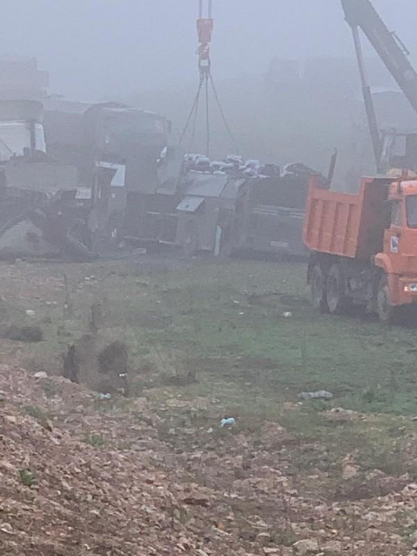 11 человек погибли в ДТП с участием автобуса близ Кордая