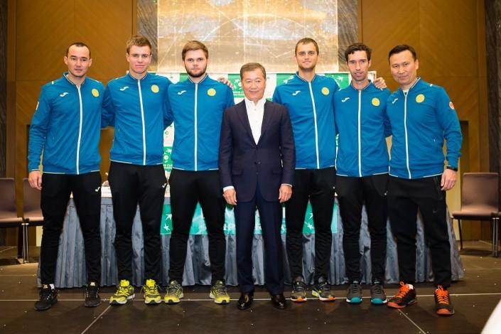 Утемуратов высказался о победе сборной Казахстана по теннису над Швейцарией 1