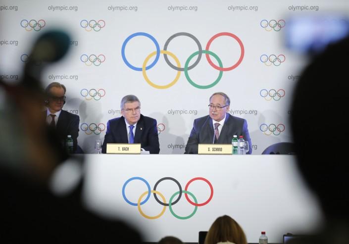 Сборную России отстранили от Олимпиады