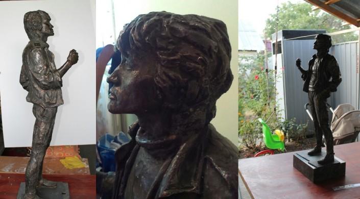 В Алматы построят памятник Виктору Цою