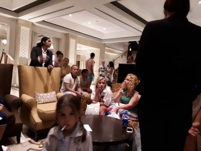 Казахстанцы массово отравились в отеле в ОАЭ