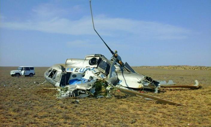 В авиакомпании прокомментировали инцидент с МИ-8