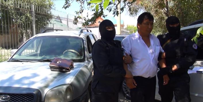 Сельского акима в Кызылординской области задержали за взятку