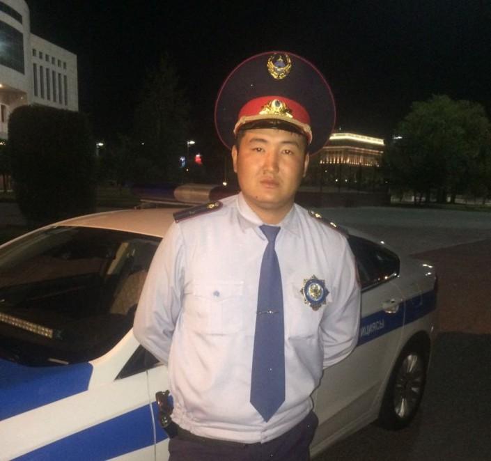 Я засмущался - Столичный полицейский про видео с Рамазотти
