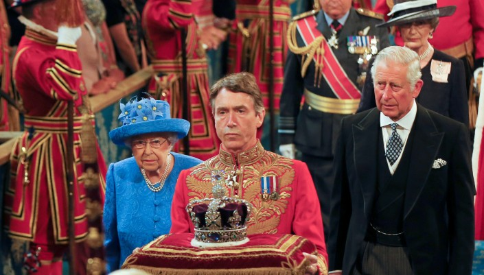 Английский престол хотят передать принцу Чарльзу - СМИ