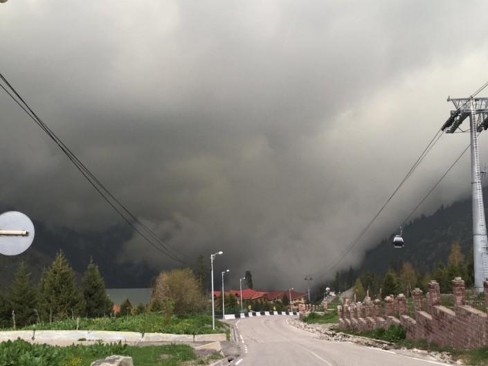Прогноз погоды астраханская обл чёрный яр