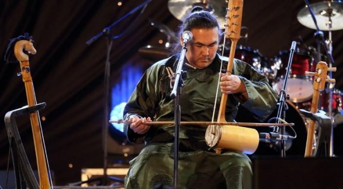 Легендарный мастер горлового пения Радик Тюлюш выступит на The Spirit of Astana