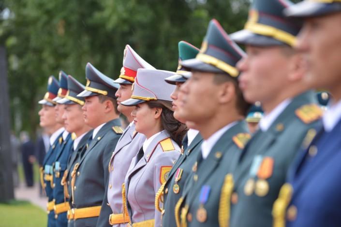 Нурсултан Назарбаев дал старт празднованию Дня столицы
