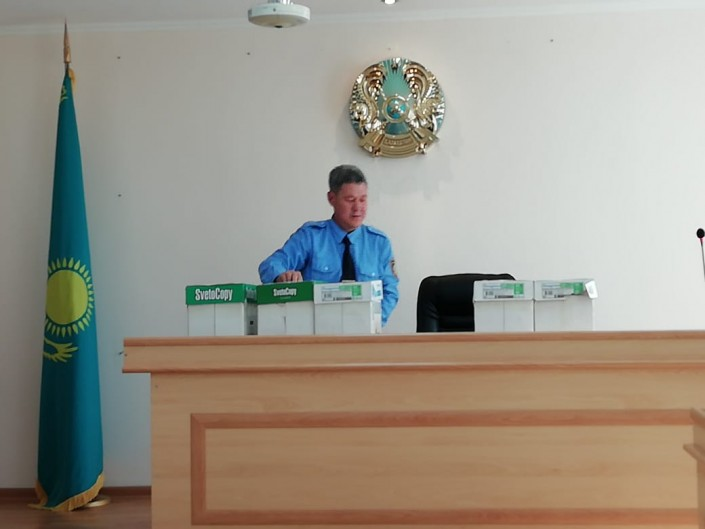 В Костанае начался суд над одним из богатейших бизнесменов Казахстана