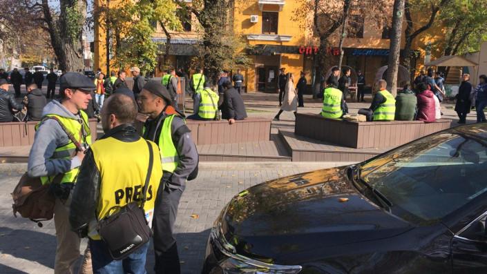 Митинг ДВК: 26 человек доставлены в полицию - МВД