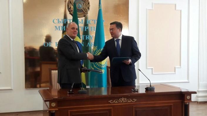 Бразилия стала безвизовой для Казахстана