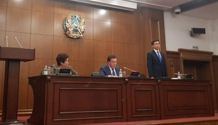 Асхат Аймагамбетов назначен министром образования и науки