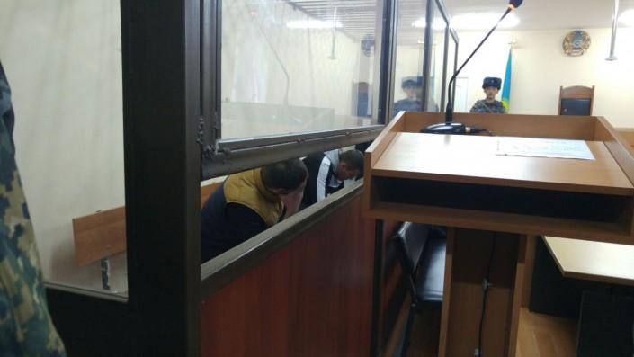 Назначена дата провозглашения вердикта поделу обубийстве Ерасыла Аубакирова