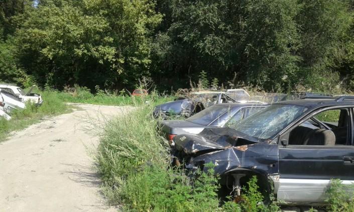 В Алматы собираются утилизировать аварийные авто со штрафстоянок, фото-3