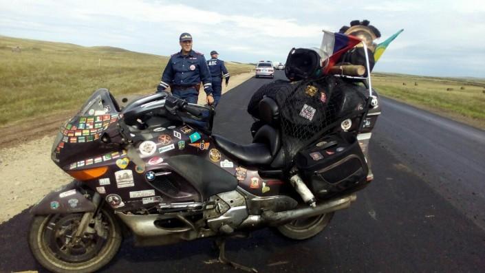 Врачи рассказали о состоянии байкера Дмитрия Петрухина, попавшего в ДТП в Хакасии